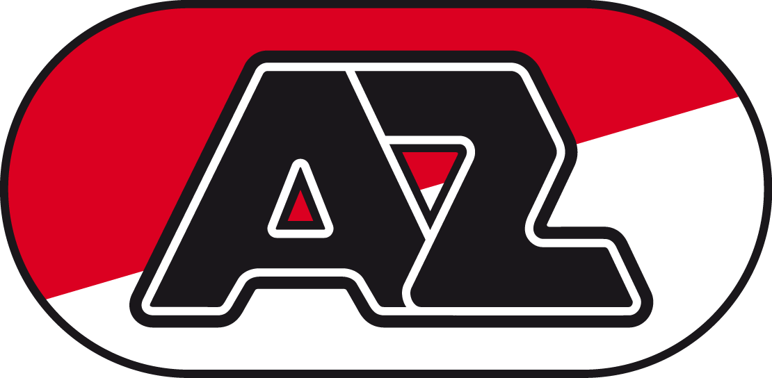 AZ Alkmaar 0-Pres Primary Logo t shirt iron on transfers