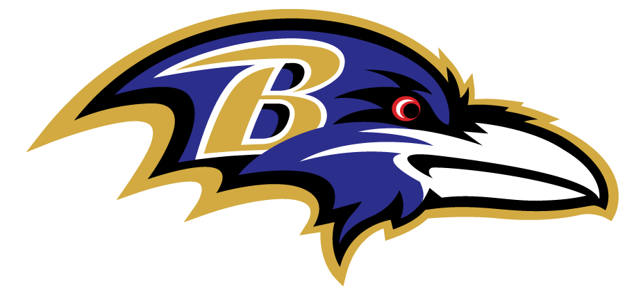 Baltimore Ravens 1999-Pres Primary Logo t shirt iron on transfers