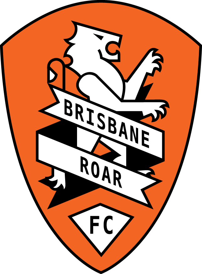 Brisbane Roar FC 2015-Pres Primary Logo t shirt iron on transfers