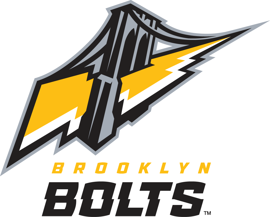 Brooklyn Bolts 2014-Pres Primary Logo t shirt iron on transfers