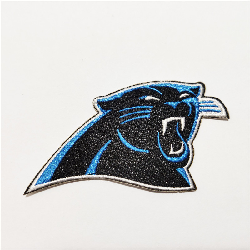 Carolina Panthers Logo Patch