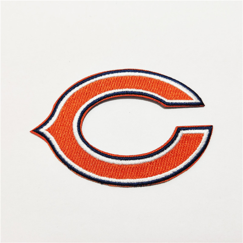 Chicago Bears Logo Patch