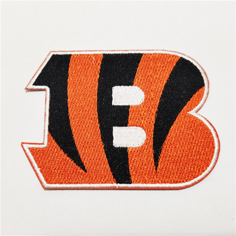 Cincinnati Bengals Logo Patch