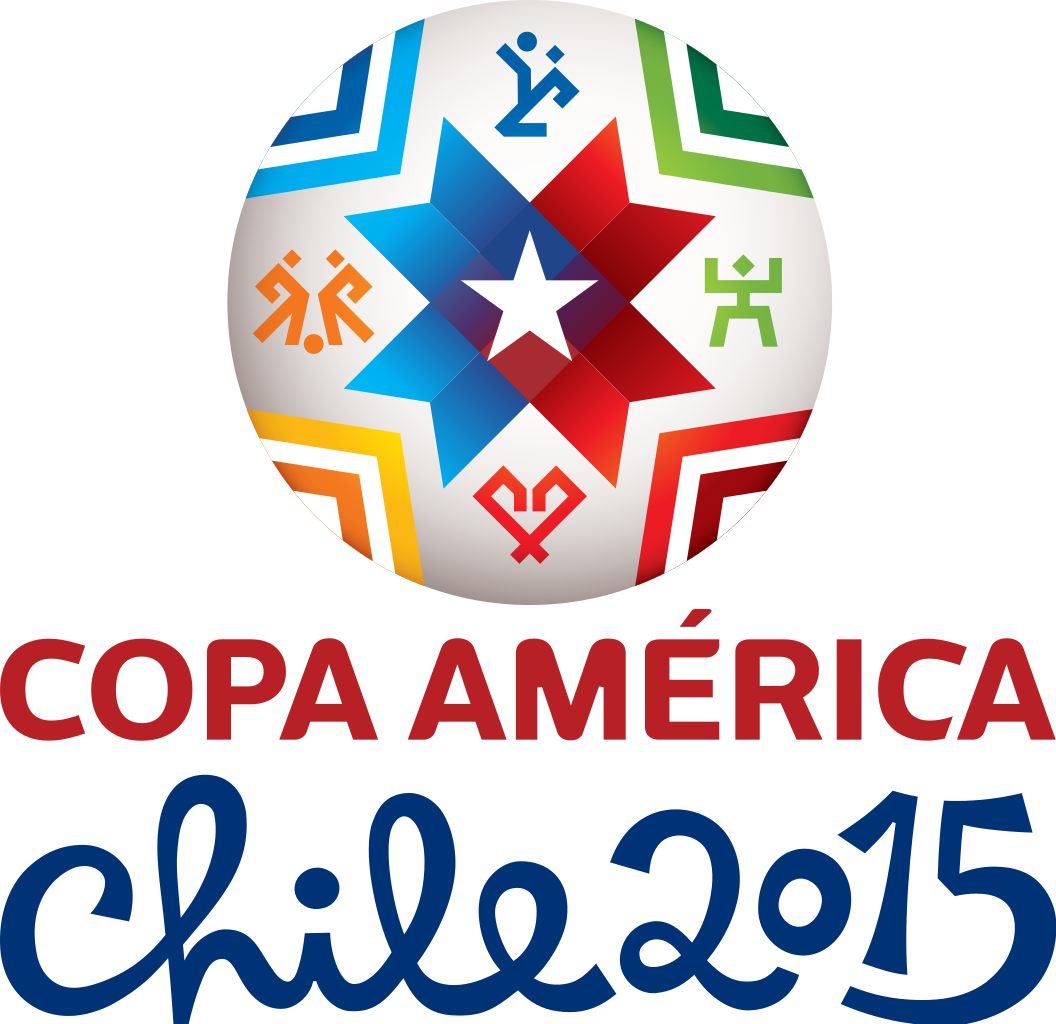 Copa America 2015 Primary Logo t shirt iron on transfers