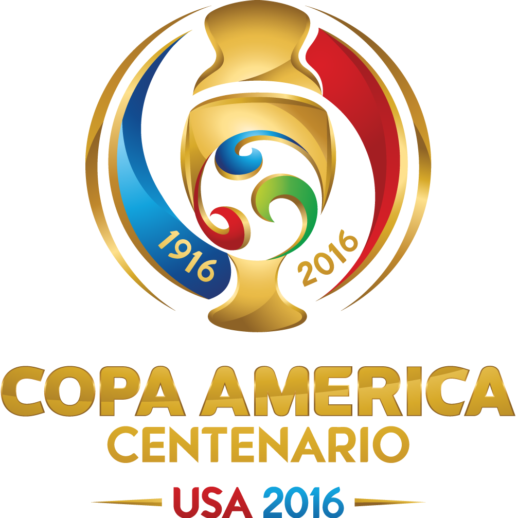 Copa America 2016 Primary Logo t shirt iron on transfers