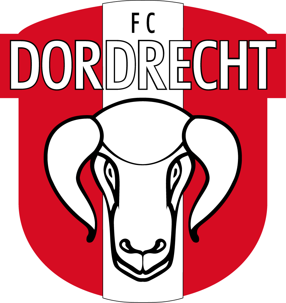 FC Dordrecht 0-Pres Primary Logo t shirt iron on transfers