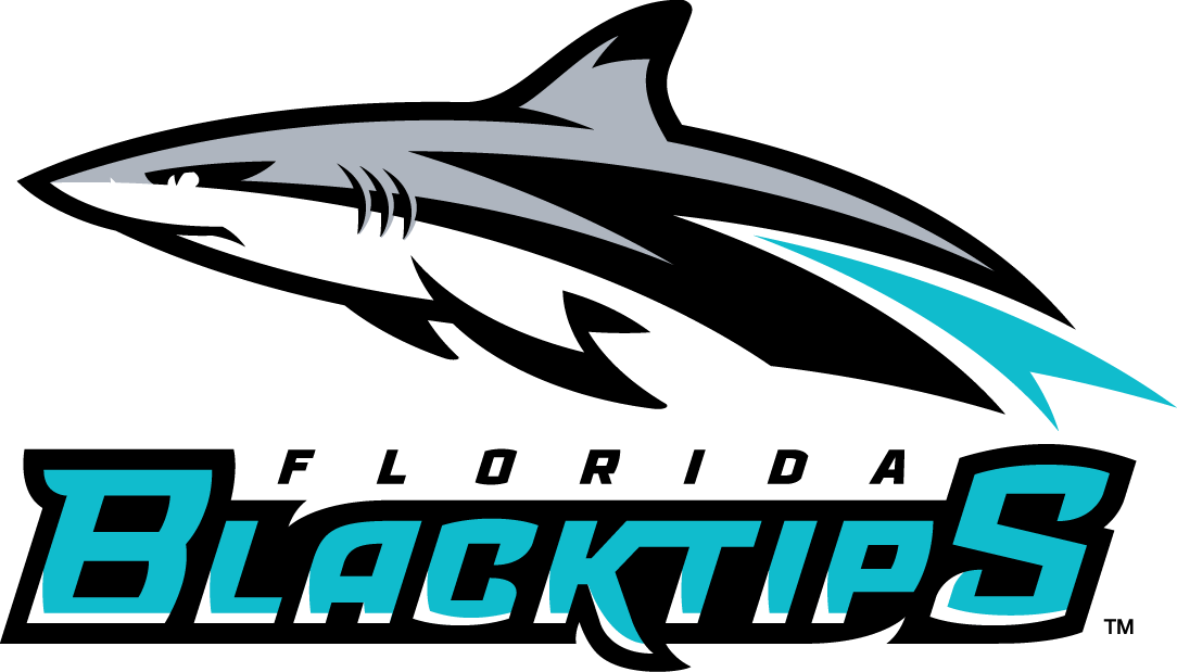 Florida Blacktips 2014-Pres Primary Logo t shirt iron on transfers