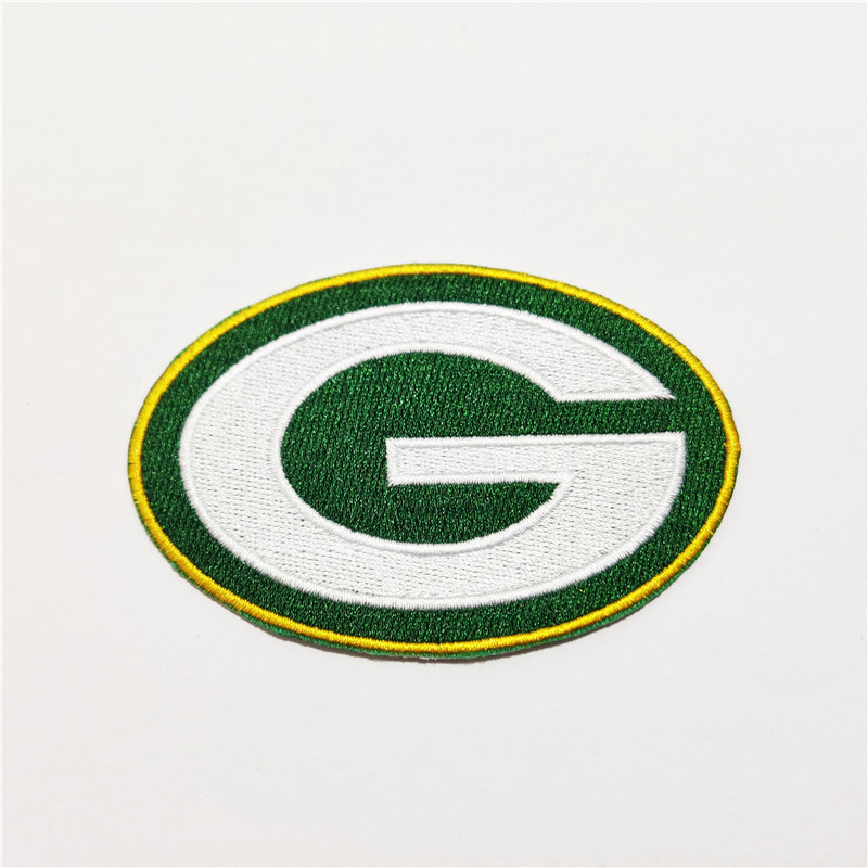 Green Bay Packers Logo Patch