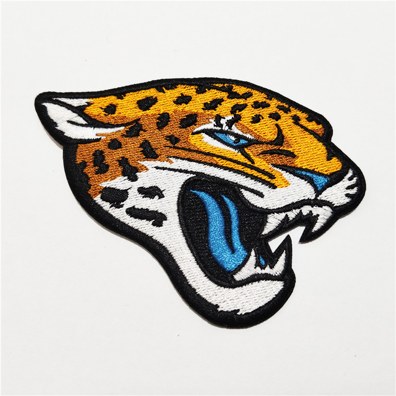 Jacksonville Jaguars Logo Iron-on Patch Morale Patch 4 inches