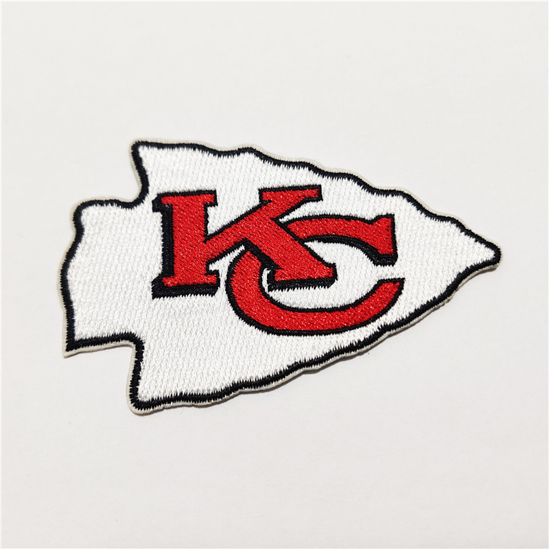 Kansas City Chiefs Logo Patch