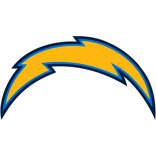 Los Angeles Chargers iron ons