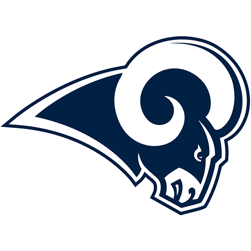 Los Angeles Rams iron ons