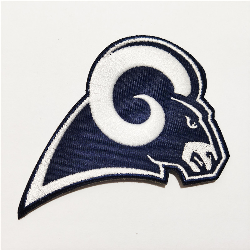 Los Angeles Rams Logo Patch
