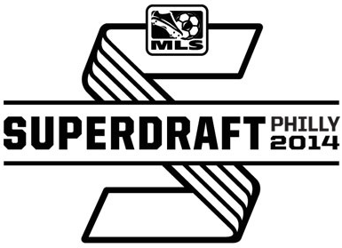 MLS SuperDraft iron ons