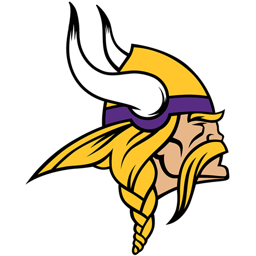 Minnesota Vikings iron ons