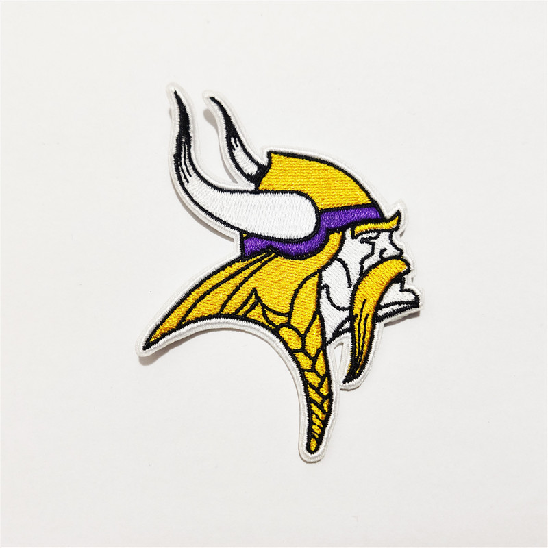 Minnesota Vikings Logo Patch
