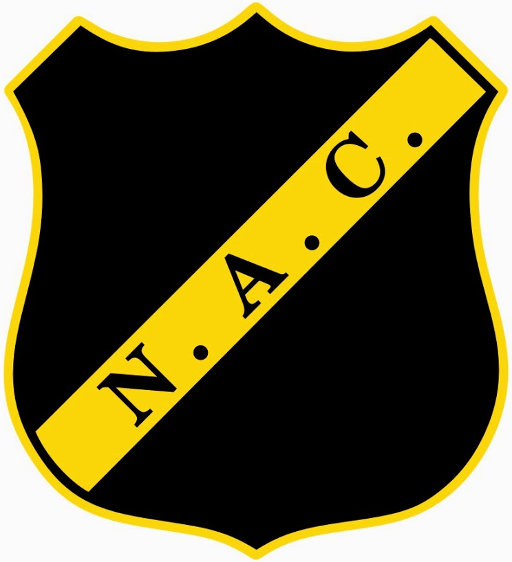 NAC Breda 2012-Pres Primary Logo t shirt iron on transfers