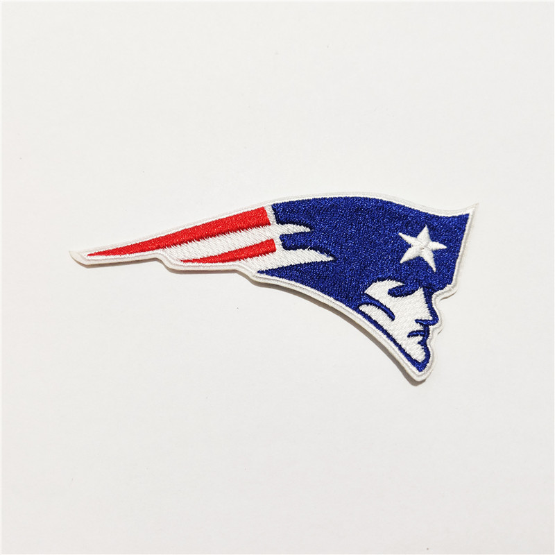 New England Patriots Logo Patch