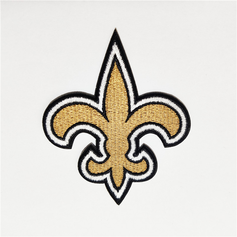 New Orleans Saints Logo Patch