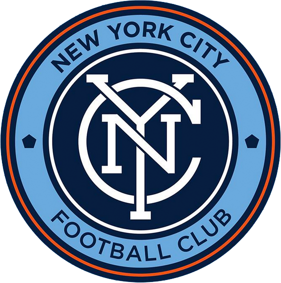 New York City FC iron ons