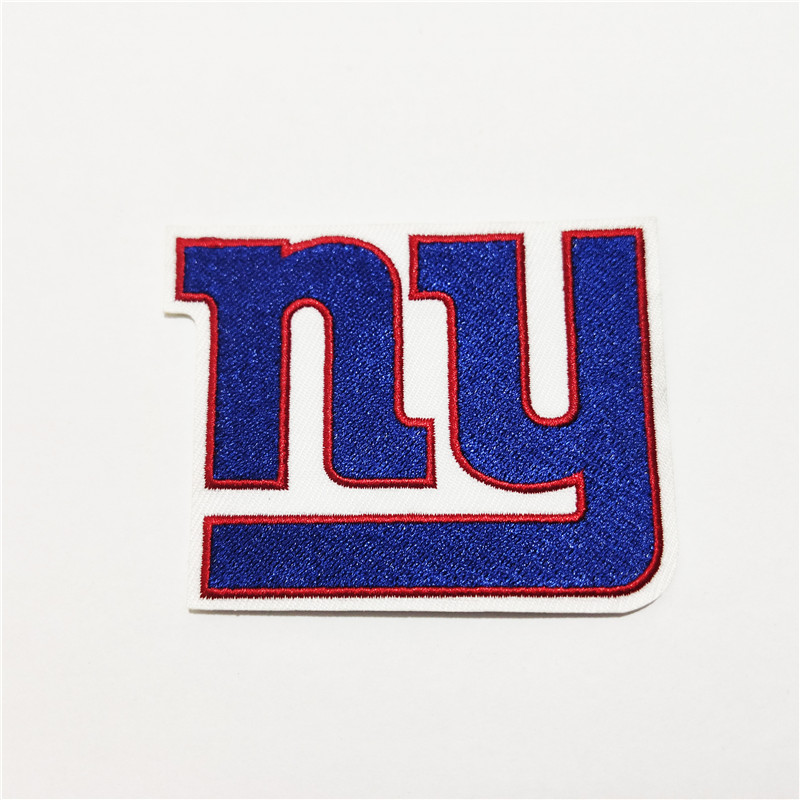 New York Giants Logo Iron-on Patch Morale Patch 3.5 inches