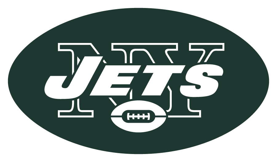 New York Jets 1998-2018 Primary Logo t shirt iron on transfers