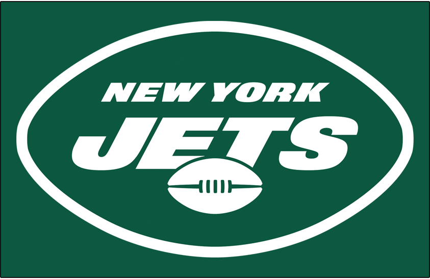 New York Jets 2019-Pres Primary Dark Logo t shirt iron on transfers