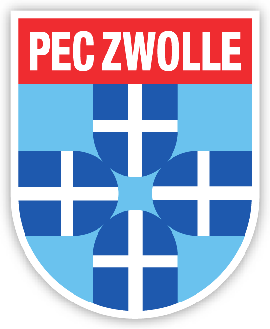 PEC Zwolle 0-Pres Primary Logo t shirt iron on transfers