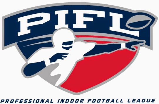 PIFL 2012-Pres Primary Logo t shirt iron on transfers