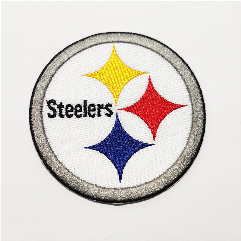 Pittsburgh Steelers Logo Patch