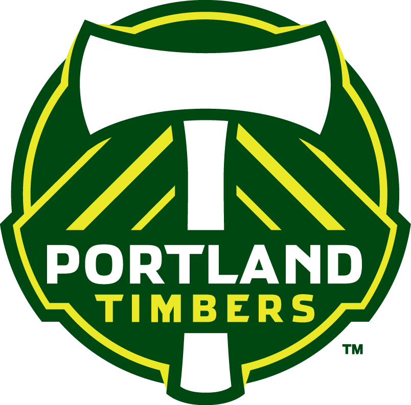 Portland Timbers iron ons