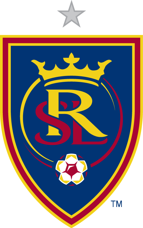 Real Salt Lake iron ons