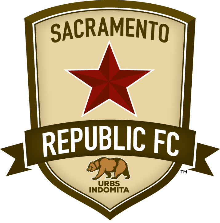 Sacramento Republic FC 2014-Pres Primary Logo t shirt iron on transfers