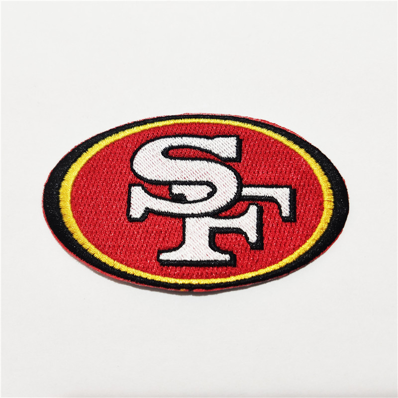San Francisco 49ers Logo Patch