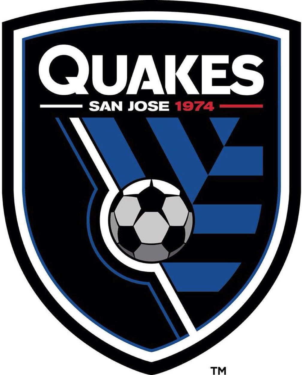 San Jose Earthquakes iron ons