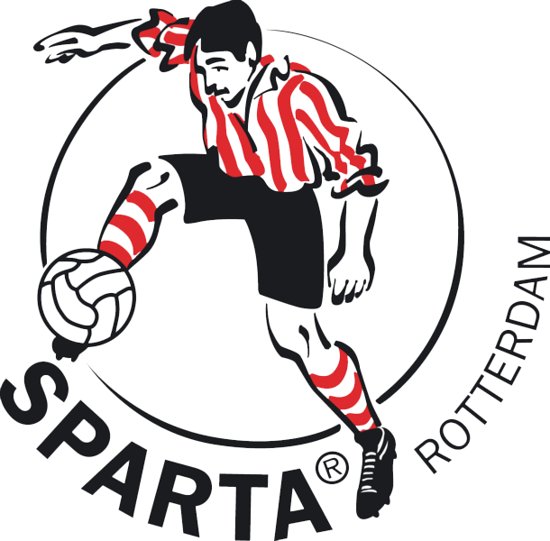 Sparta Rotterdam 0-Pres Primary Logo t shirt iron on transfers