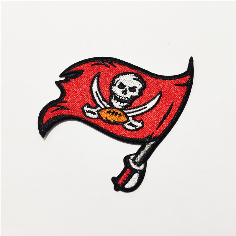 Tampa Bay Buccaneers Logo Patch