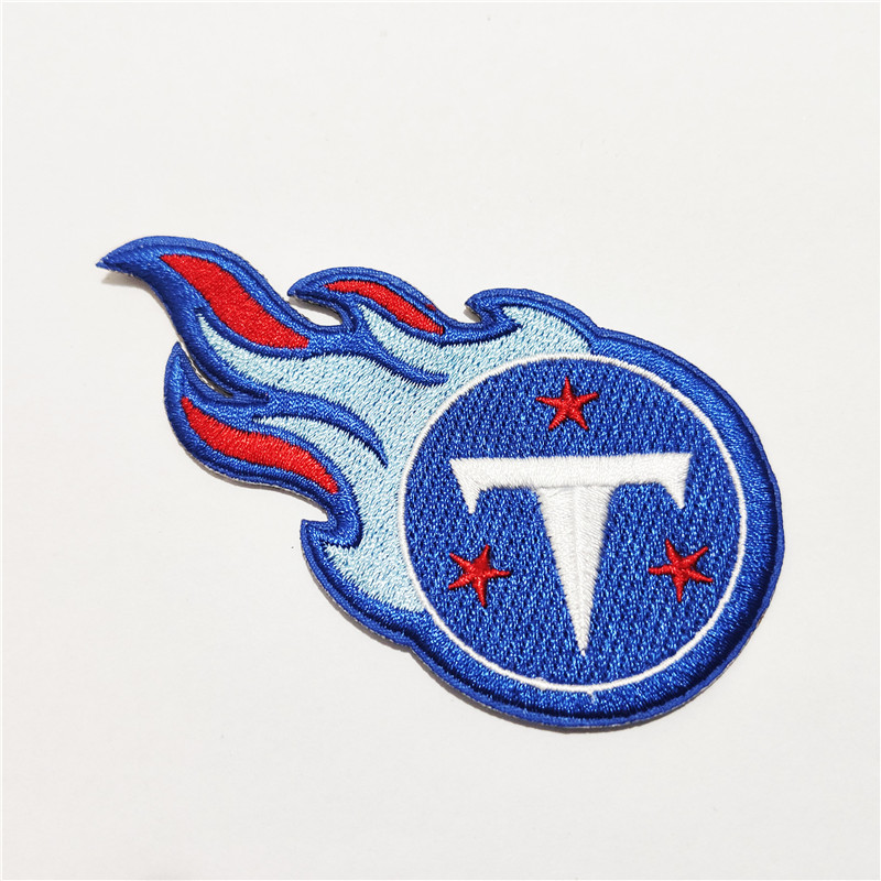 Tennessee Titans Logo Patch