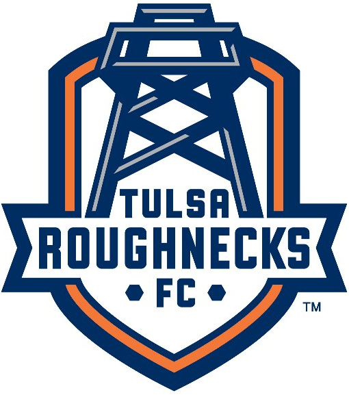 Tulsa Roughnecks FC 2015-Pres Primary Logo t shirt iron on transfers