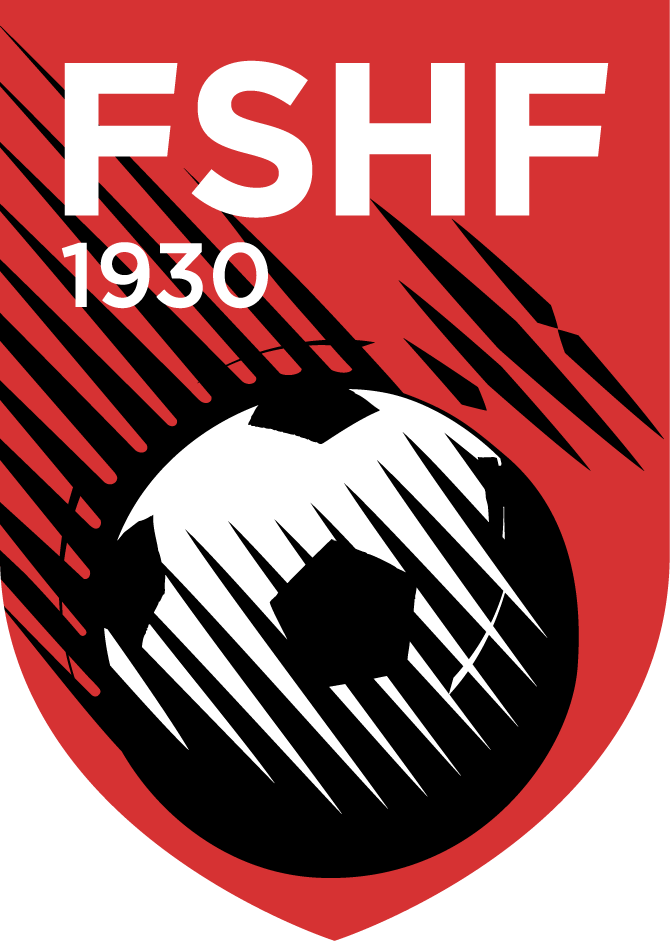 UEFA Albania 2014-Pres Primary Logo iron on transfers