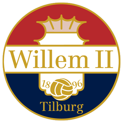 Willem II 0-Pres Primary Logo t shirt iron on transfers