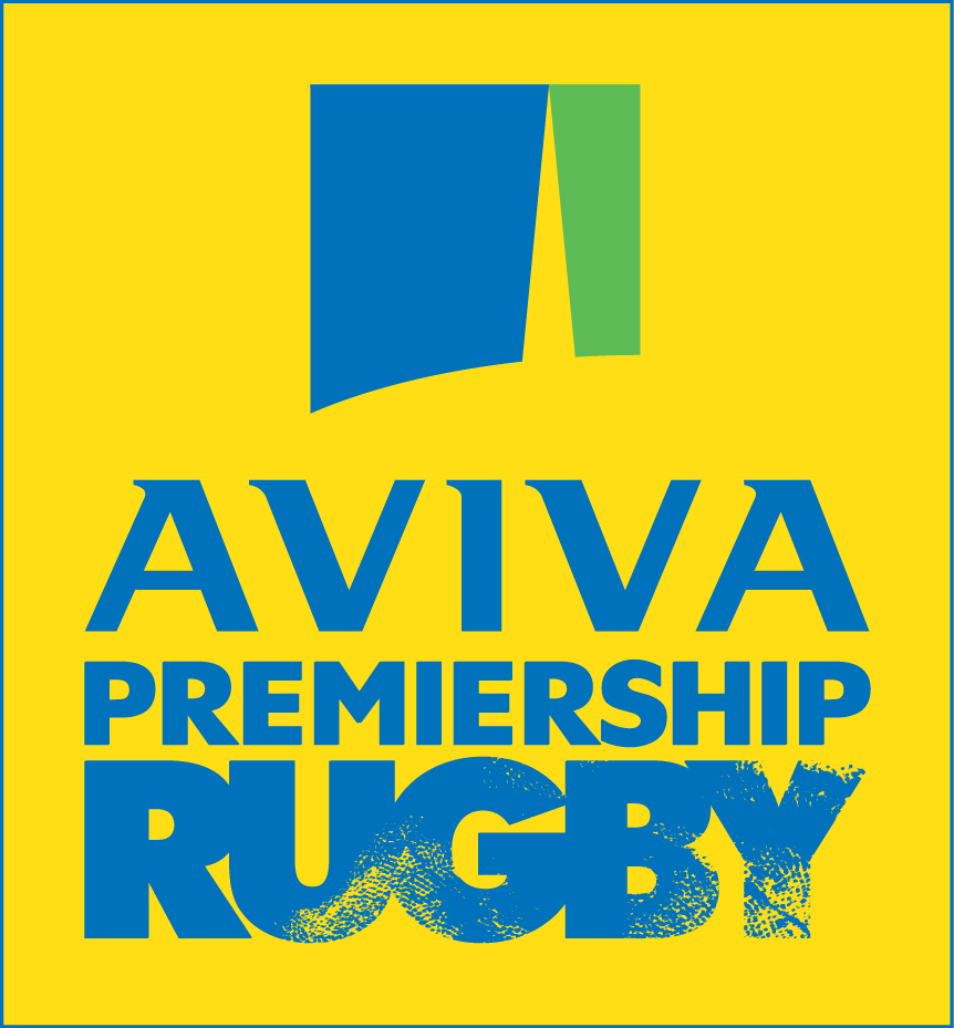 Aviva Rugby iron ons