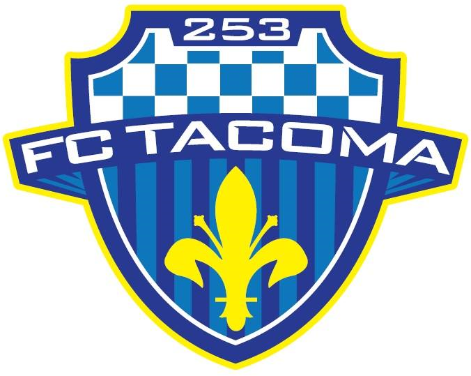 fc tacoma 253 2015-pres primary Logo t shirt iron on transfers