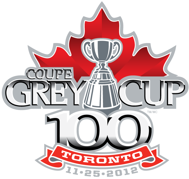 grey cup 2012 primary logo t shirt iron on transfers