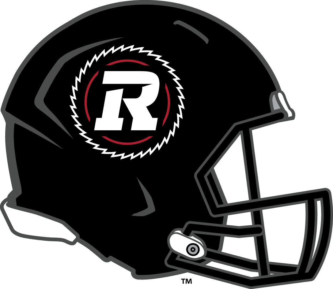 ottawa redblacks 2014-pres helmet logo t shirt iron on transfers