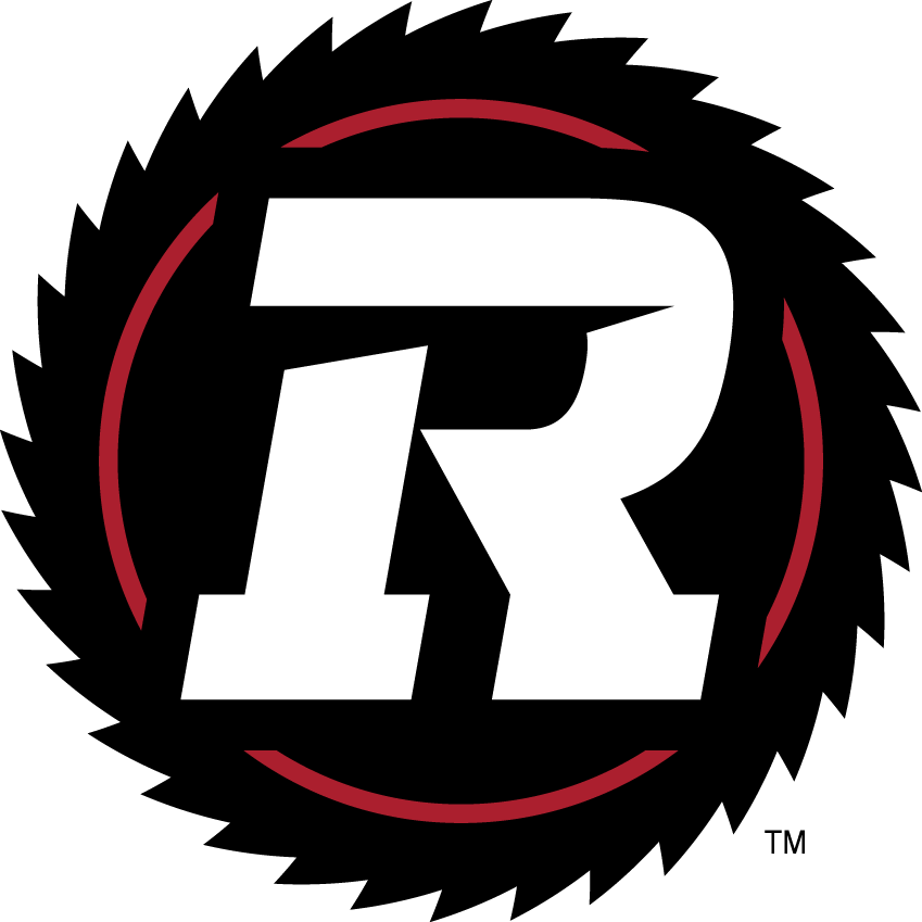 ottawa redblacks 2014-pres primary logo v2 t shirt iron on transfers