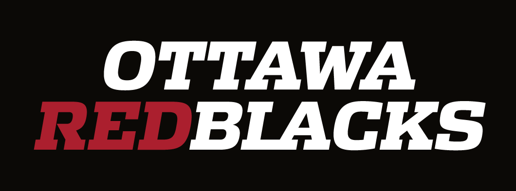 ottawa redblacks 2014-pres wordmark logo v2 t shirt iron on transfers