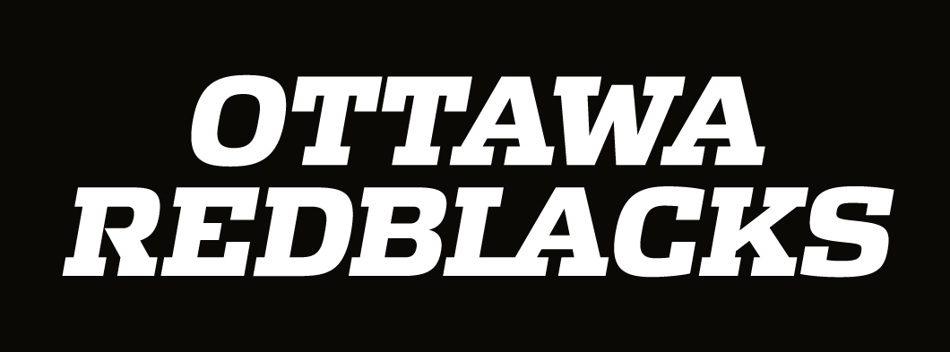 ottawa redblacks 2014-pres wordmark logo v4 t shirt iron on transfers