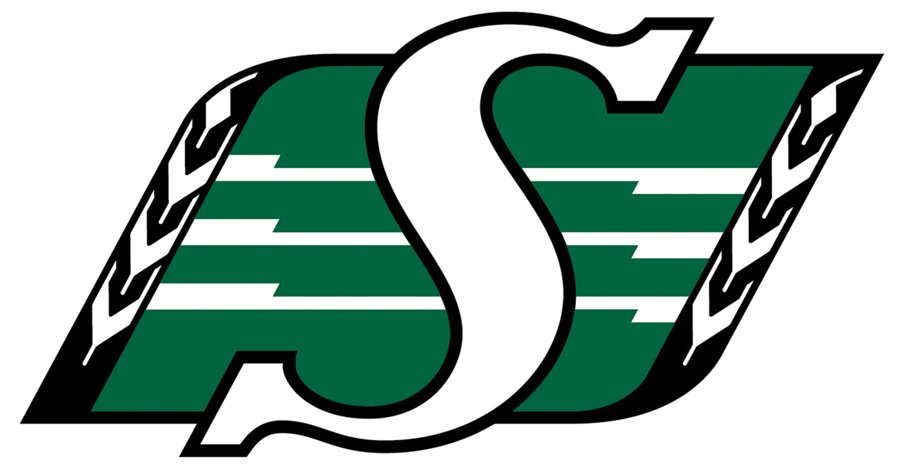 Saskatchewan Roughriders iron ons